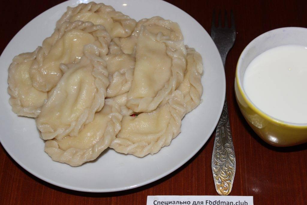 Как сделать вареники с картошкой и с грибами 332