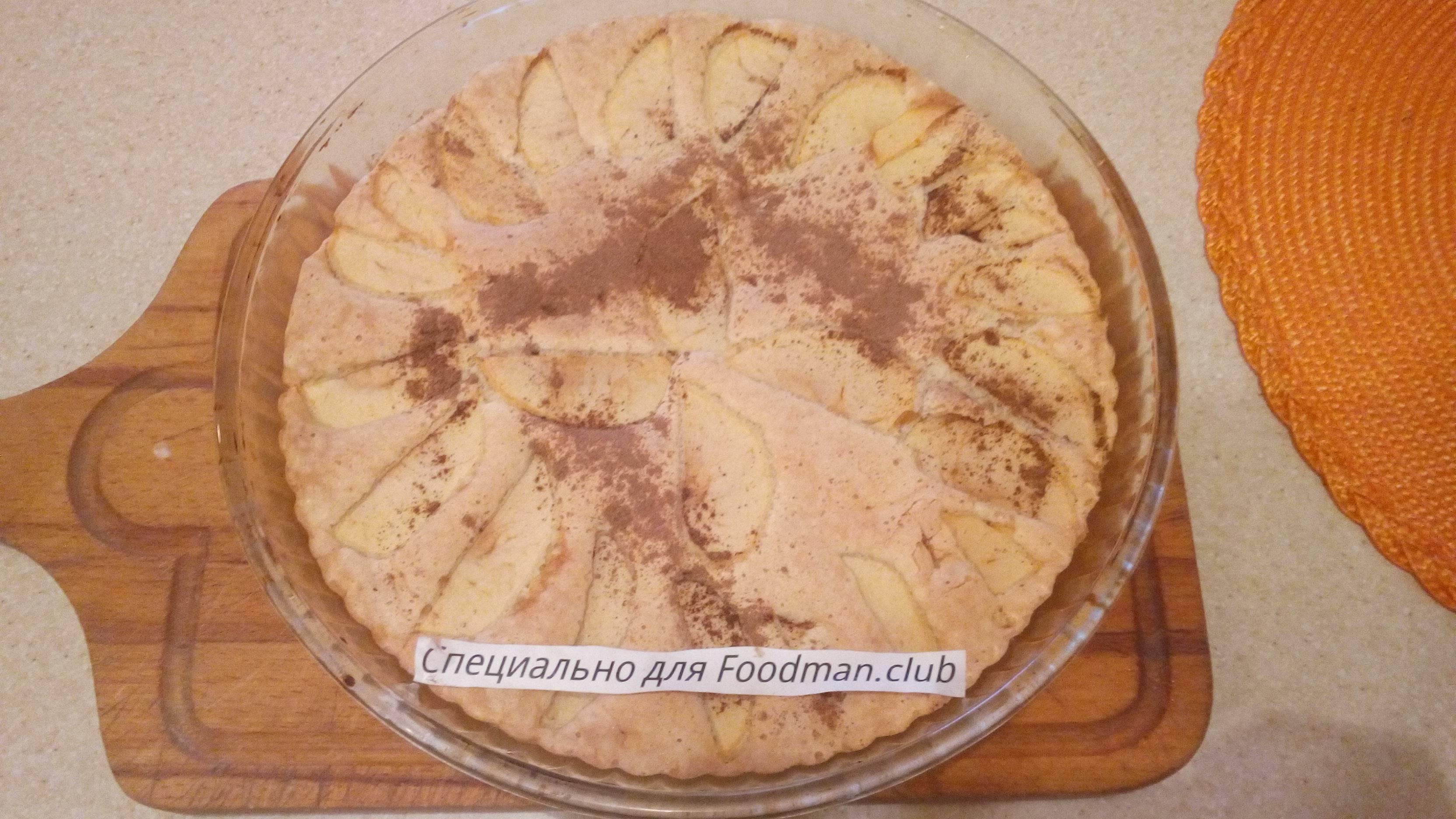 Пирог на молоке в духовке рецепт пошагово