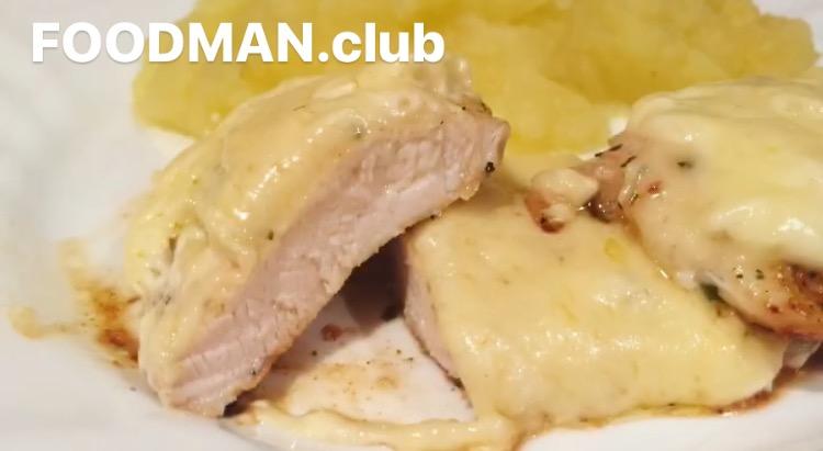 Куриное филе нежность рецепт