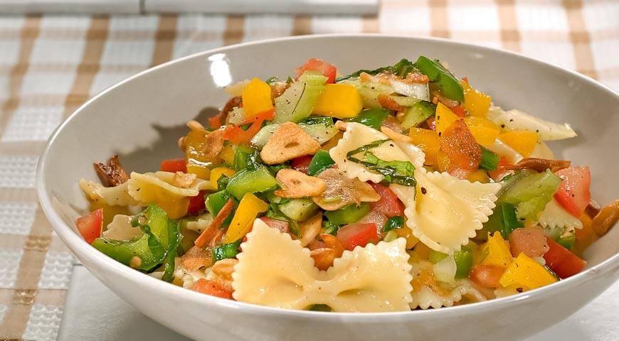 Итальянские салаты простые рецепты с 149