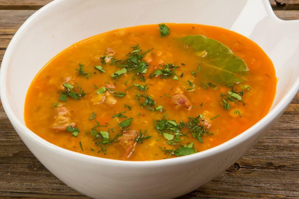 Рецепты суп с чечевицей и курицей