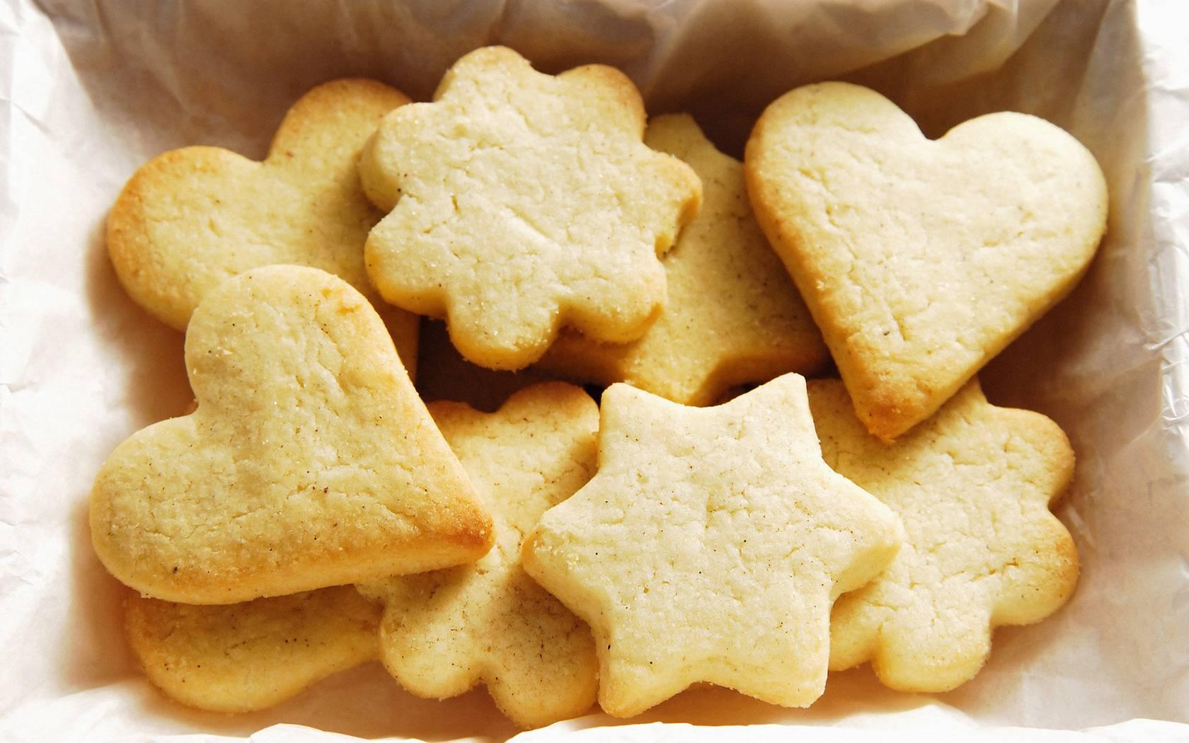 Простое тесто для печенья рецепт пошагово