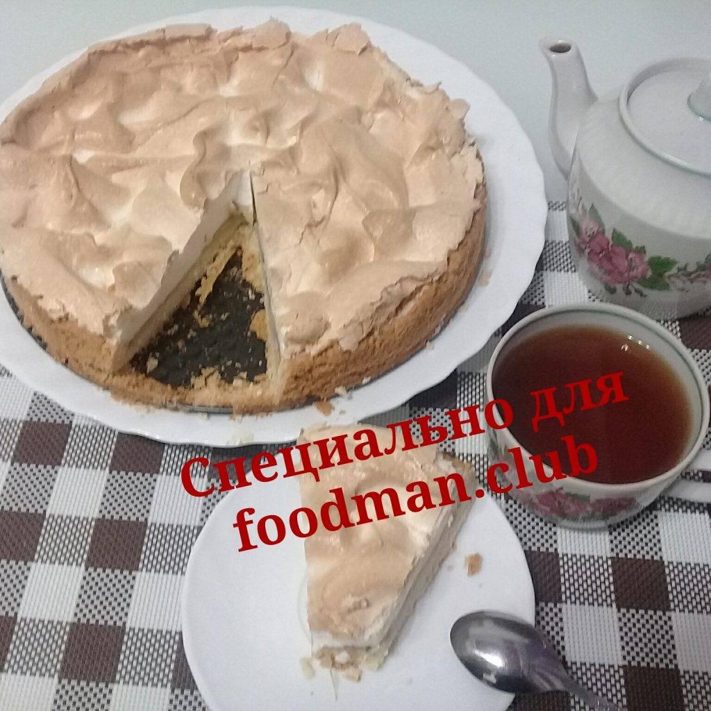 Торты со сливочным сыром рецепты