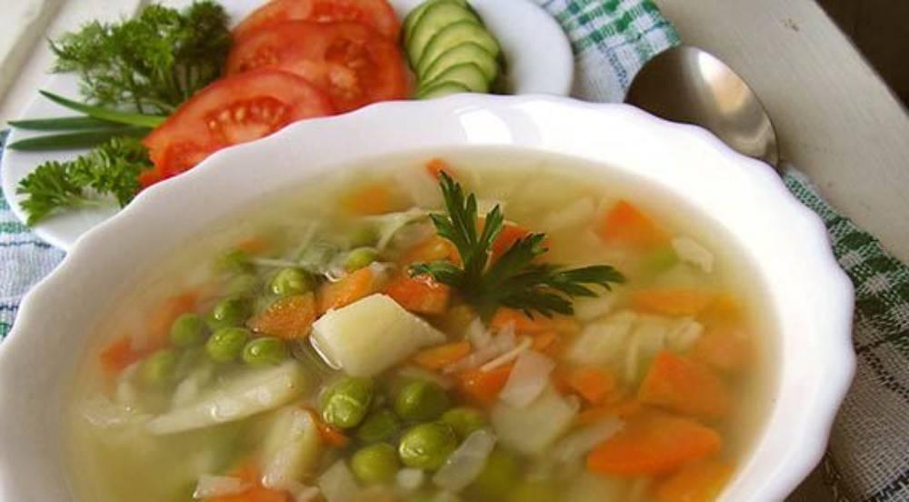 Овощные супы для беременных 95