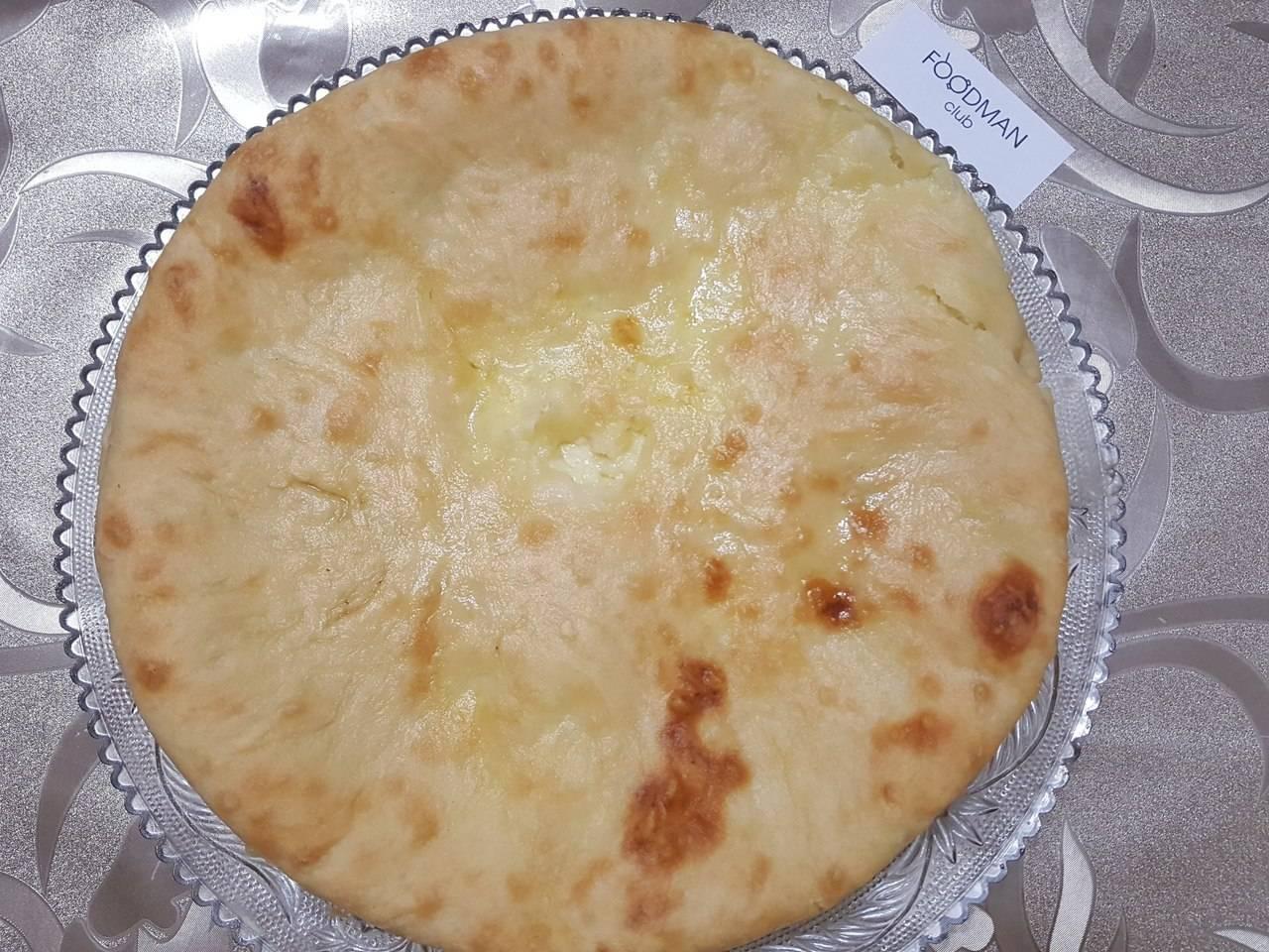 Осетинские пироги рецепты без дрожжей пошагово в