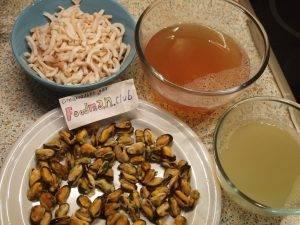 Паэлья с морепродуктами - 8