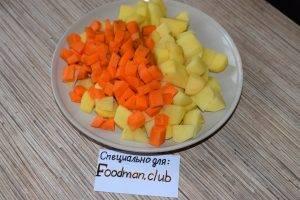 Суп картофельный с фрикадельками - 3