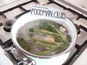Куриный суп с яйцом по-домашнему - 2