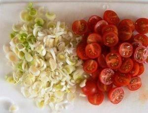 Паровые тефтели из кролика с томатами - 1