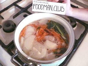 Куриный суп с яйцом по-домашнему - 5