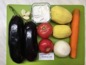 Овощное рагу в мультиварке - 0