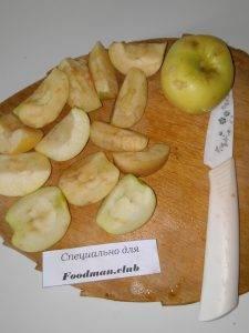 Компот из яблок - 1
