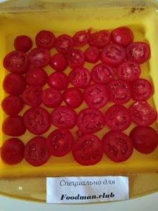 Клафути с помидорами - 3