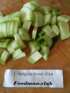Шопский салат - 1