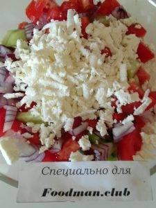 Шопский салат - 4
