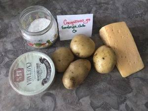 Запеченная картошка в духовке - 0