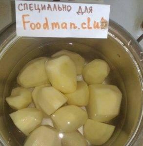 Картофельное пюре - 2