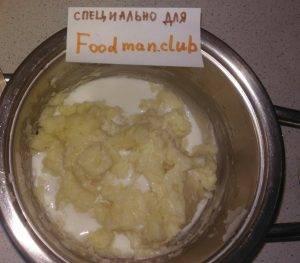 Картофельное пюре - 5