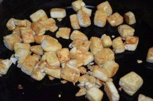 Овощное карри с рисом и курицей - 1