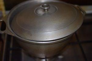 Суп картофельный с фрикадельками - 9