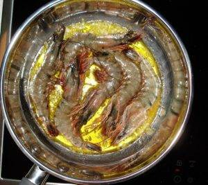Паэлья с морепродуктами - 0