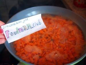 Перловка с овощами и перцем чили - 3