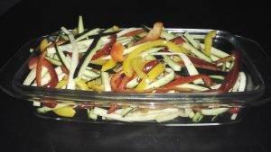 Запеченный марокканский салат - 0