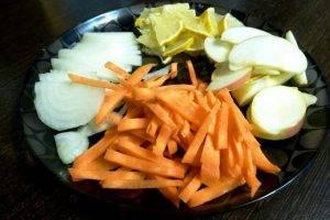 Салат из сельди - 0