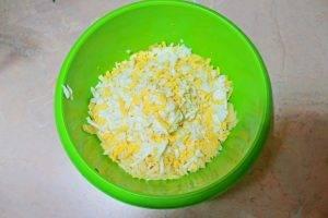 Салат со свеклой и сыром - 0