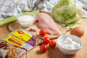 Салат с куриной грудкой - 0