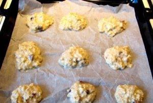 Овсяное печенье с финиками - 2