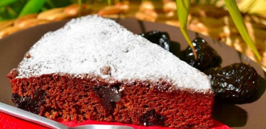 рецепт пирога из кофе