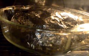 Запеченный рулет из курицы с сыром - 4
