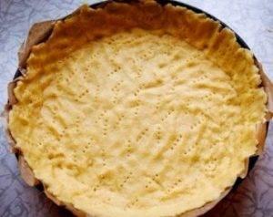 Пирог с творогом и финиками - 0