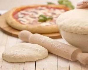 Тесто для пиццы с прованскими травами - 0