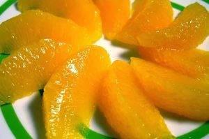 Морковно-цитрусовое мороженое - 0