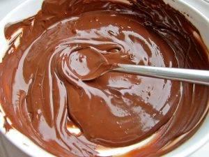 Шоколадный торт с кофейным кремом - 0