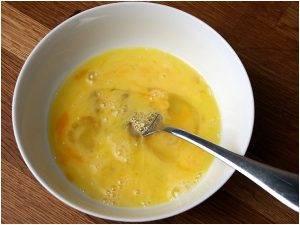 Суп из кильки в томатном соусе с пшеном и яйцами - 2