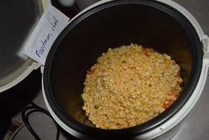Гороховый суп в мультиварке - 3