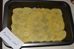 Гратен (картофельная запеканка) - 1