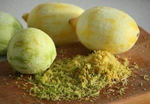 Лимонно-лаймовый курд - 0