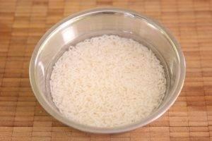 Лимонный рис - 0