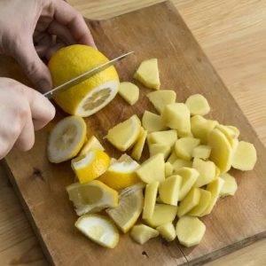 Варенье из имбиря и лимона - 1