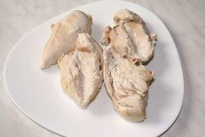 Суп-пюре с курицей - 0