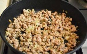 Перцы, фаршированные диким рисом - 1