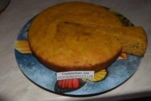 Домашний морковный пирог - 6