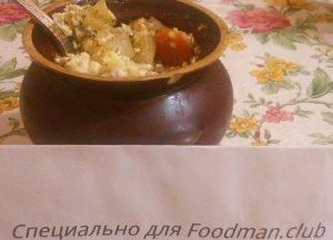Жаркое в горшочке с говядиной, картофелем и морковью - 8