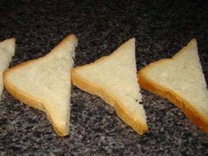 Сэндвич с треской - 1