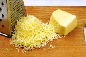 Печенье с сыром на сметане - 0