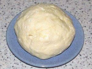 Творожное печенье на маргарине - 0